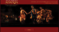 Ananya Dance Festival,  October 2  to October 6, 2013, Purana Qila, New Delhi
